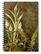 Wild Orchids Spiral Notebook