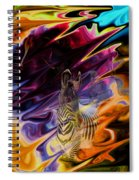 Wild Places Spiral Notebook
