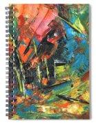 Wild Regatta Spiral Notebook
