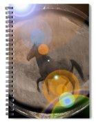 Wild Stallion  Spiral Notebook