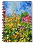 Wild Sweetness Spiral Notebook