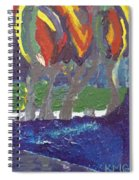 Wild Things Spiral Notebook