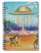 Wild Wild West By Karen E. Francis Spiral Notebook