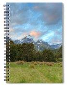 Wilderness Sunset Spiral Notebook
