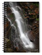 Wilderness Waterfall Dawn Spiral Notebook