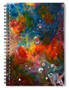 Wildfire II Spiral Notebook
