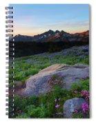 Wildflower Dawning Spiral Notebook