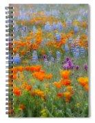 Wildflower Dreamin Spiral Notebook