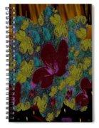 Wildflower Into The Wilderness Spiral Notebook