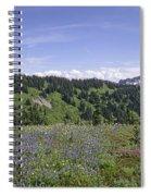 Wildflower Vista Spiral Notebook