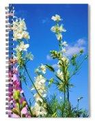 Wildflowers #13 Spiral Notebook