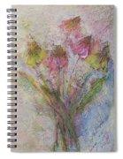 Wildflowers 2 Spiral Notebook