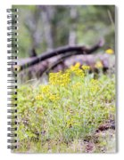 Wildflowers Spiral Notebook