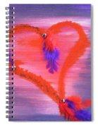 Wildheart II Spiral Notebook