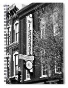 Wildhorse Saloon Spiral Notebook