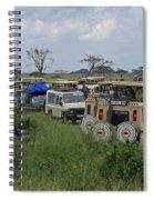 Wildlife Everywhere  Spiral Notebook