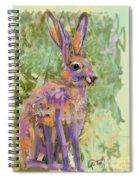 Wildlife Haas Spiral Notebook