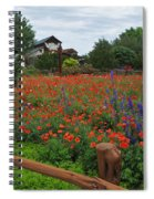 Wildseed Farms Spiral Notebook