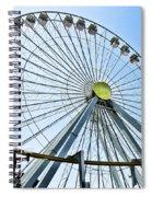 Wildwood Ferris Wheel Spiral Notebook