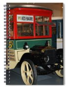 Wilkes Barre Bus   # Spiral Notebook