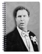 Will Ferrell Old School  Spiral Notebook
