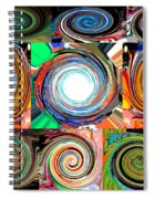 Will It Go 'round In Circles Spiral Notebook
