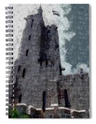 Will Rogers Shrine Spiral Notebook