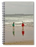 Will You Dare? Spiral Notebook