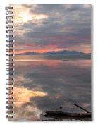 Willard Bay Spiral Notebook