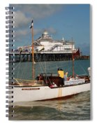 William Allchorn Eastbourne Spiral Notebook