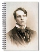 William Butler Yeats (1865-1939) Spiral Notebook