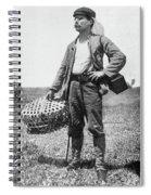 William Dinwiddie (1867-1934) Spiral Notebook