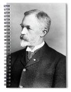 William Frederick Allen (1846-1915) Spiral Notebook