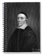 William Harvey (1578-1657) Spiral Notebook