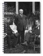 William Howard Taft(1857-1930) Spiral Notebook