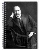 William Osler (1849-1919) Spiral Notebook