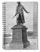 William Prescott (1726-1795) Spiral Notebook