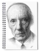 William S. Burroughs Spiral Notebook