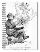 William S Spiral Notebook