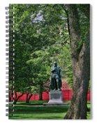 William The Silent Spiral Notebook