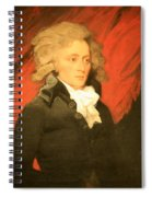 William Vans Murray By Mather Brown Spiral Notebook