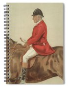 William Ward Tailby Spiral Notebook