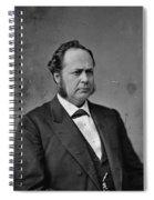 William Windom (1827-1891) Spiral Notebook