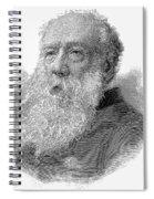 William Wood (1808-1894) Spiral Notebook