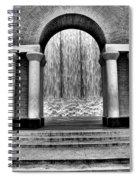 Williams Waterfall Spiral Notebook