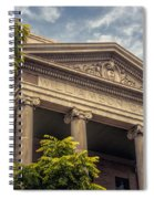 Williamson County Courthouse Spiral Notebook
