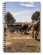 Williamson Valley Roundup 21 Spiral Notebook