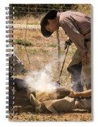 Williamson Valley Roundup 26 Spiral Notebook