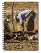 Williamson Valley Roundup 27 Spiral Notebook