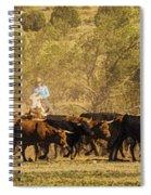 Williamson Valley Roundup 7 Spiral Notebook